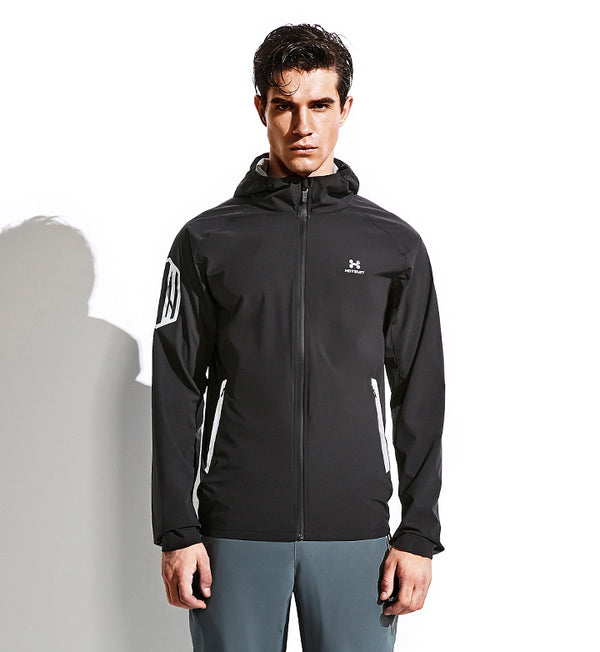 Men's full zip tatting saunasuit sweat jacket 5755002