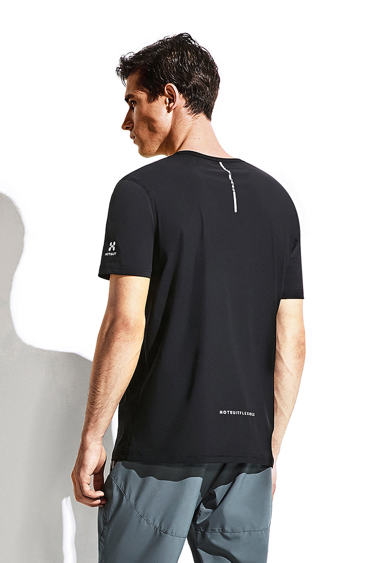 Men's quick-dry short T-shirt 5755012