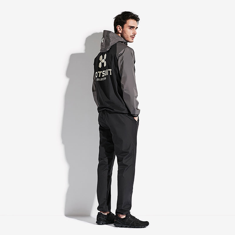 Classic Half Zip Pullover Sweat Suit 5540904