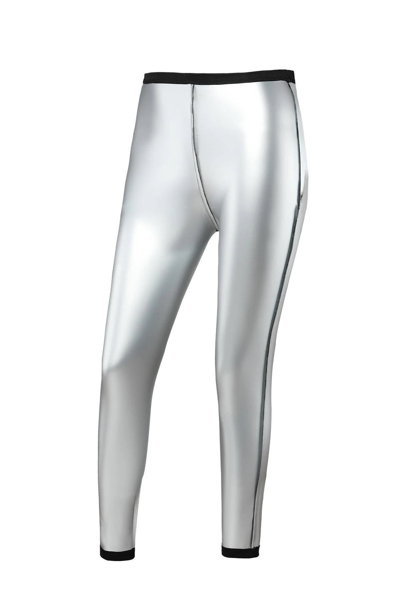 HOTSUIT WOMEN SAUNA PANTS NANO SILVER HIGH RISE - BIRD LEG 6855915