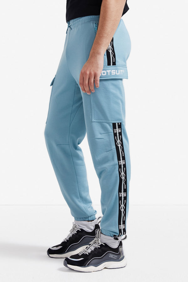 Dopa. Adventurous Boy - Hotsuit Mens Retro Sweatpants 5922003