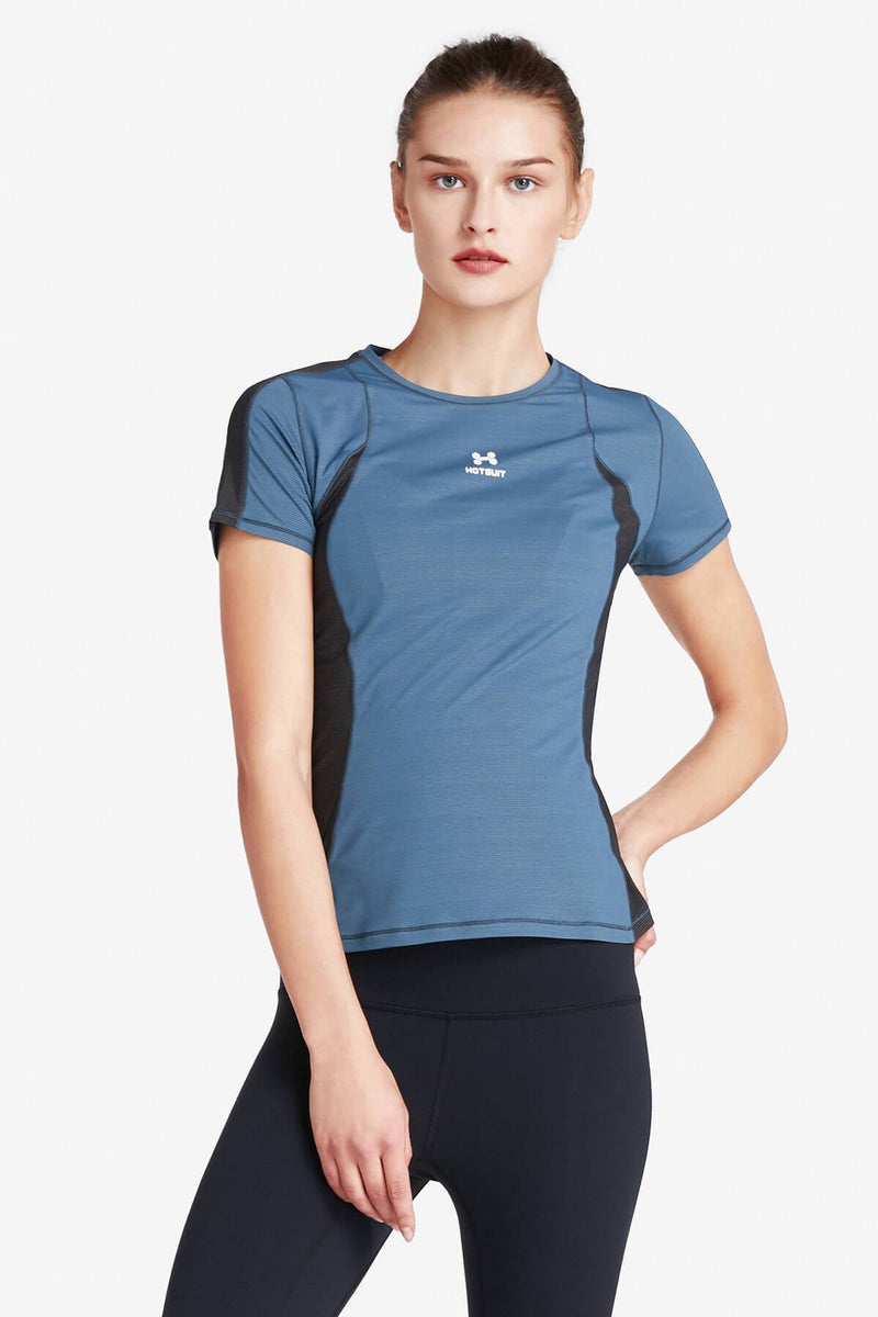 Silver Ion Antibacterial Women's T-shirt 6903006
