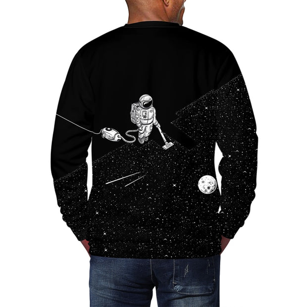 Astronaut's World Sweater