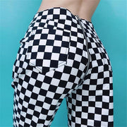 Checkmate Zippered Pants