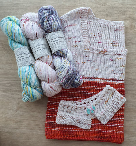 Choya Shell Yarn Kit