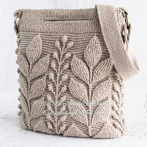 Spica Embossed Bag X Linen Soft Kit