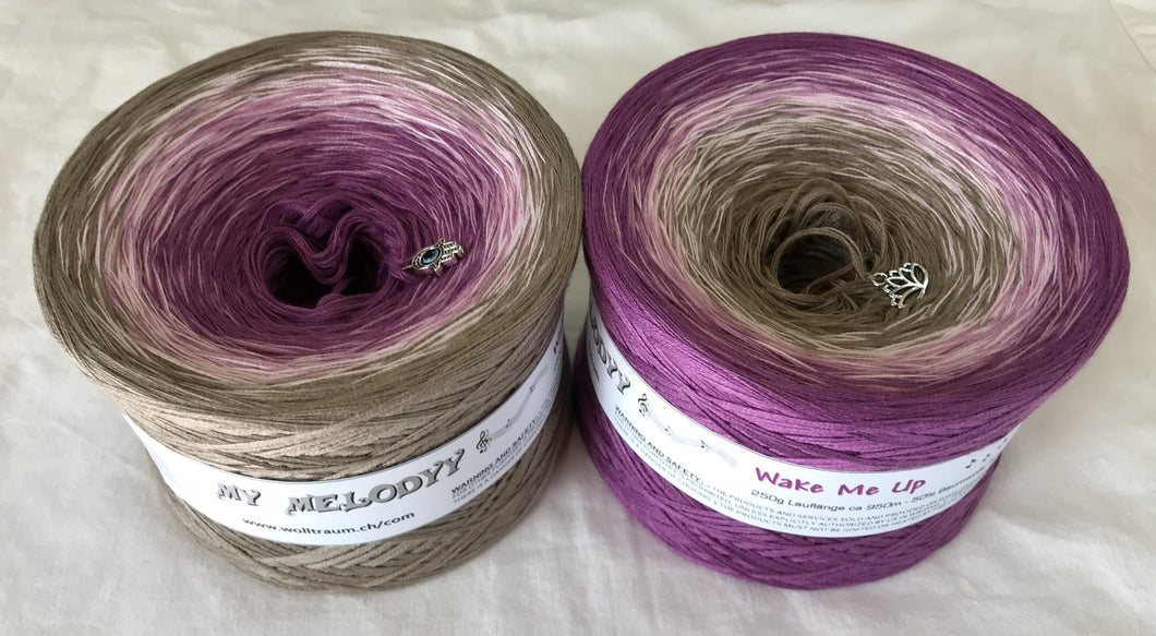 Wolltraum - My Melodyy Gradient Yarn: Wake Me Up
