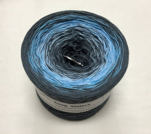 Wolltraum - My Melodyy Gradient Yarn: Deep Waters