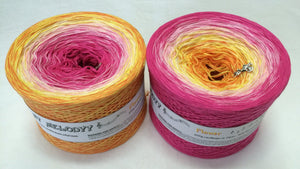 Wolltraum - My Melodyy Gradient Yarn: Flower