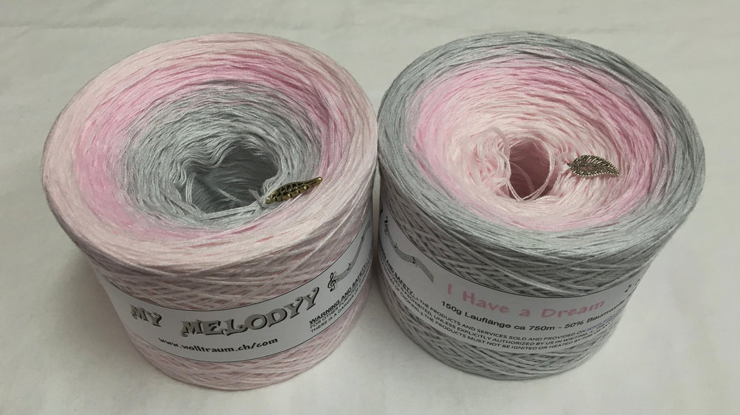 Wolltraum - My Melodyy Gradient Yarn: I Have a Dream