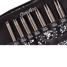 Load image into Gallery viewer, Chiaogoo TWIST Interchangeable Knitting Needle Point Set (Small)