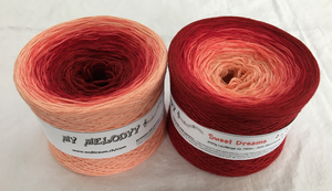 Wolltraum - My Melodyy Gradient Yarn: Sweet Dreams