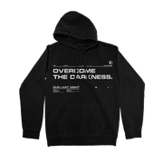 Let Light Overcome the Darkness Hoodie