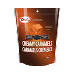 Kerr's Creamy Caramels Black Licorice