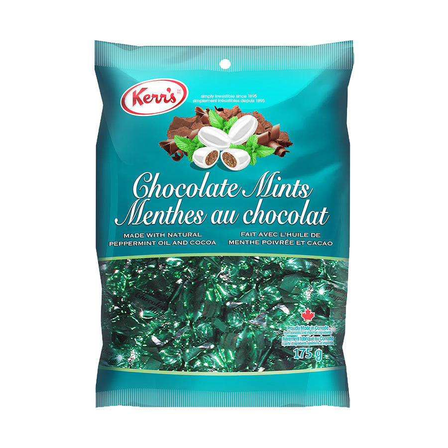 Kerr's Chocolate Mints 175g