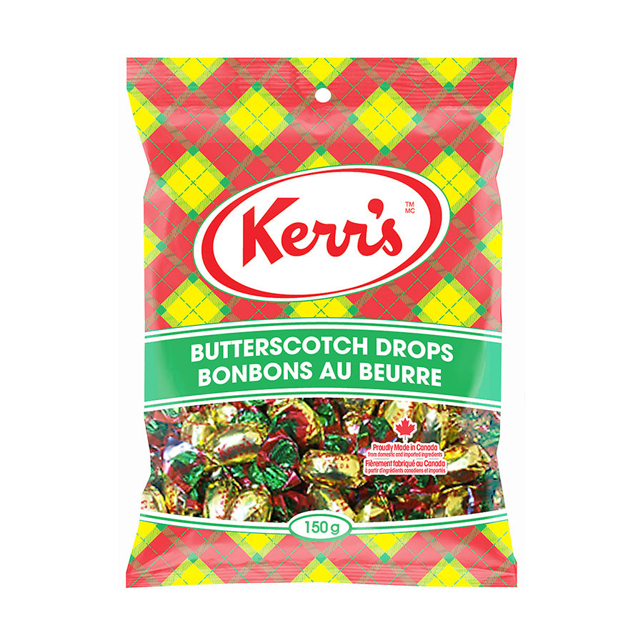 Kerr's Butterscotch Drops 180g