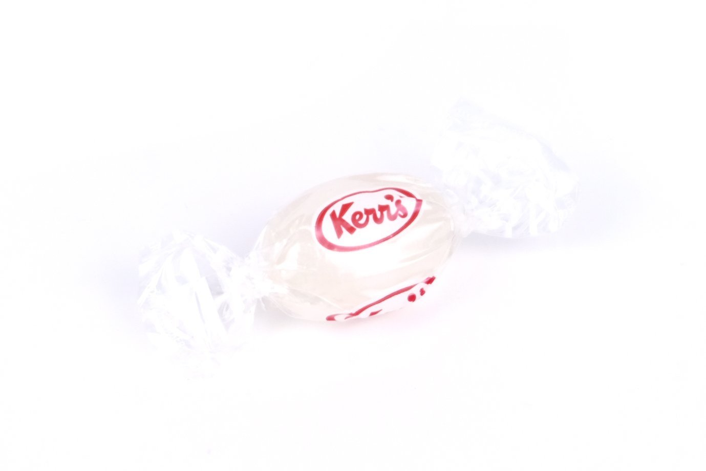 Kerr's Candy Canada clear peppermint mint