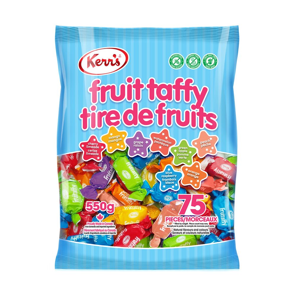 Fruit Taffy 550g