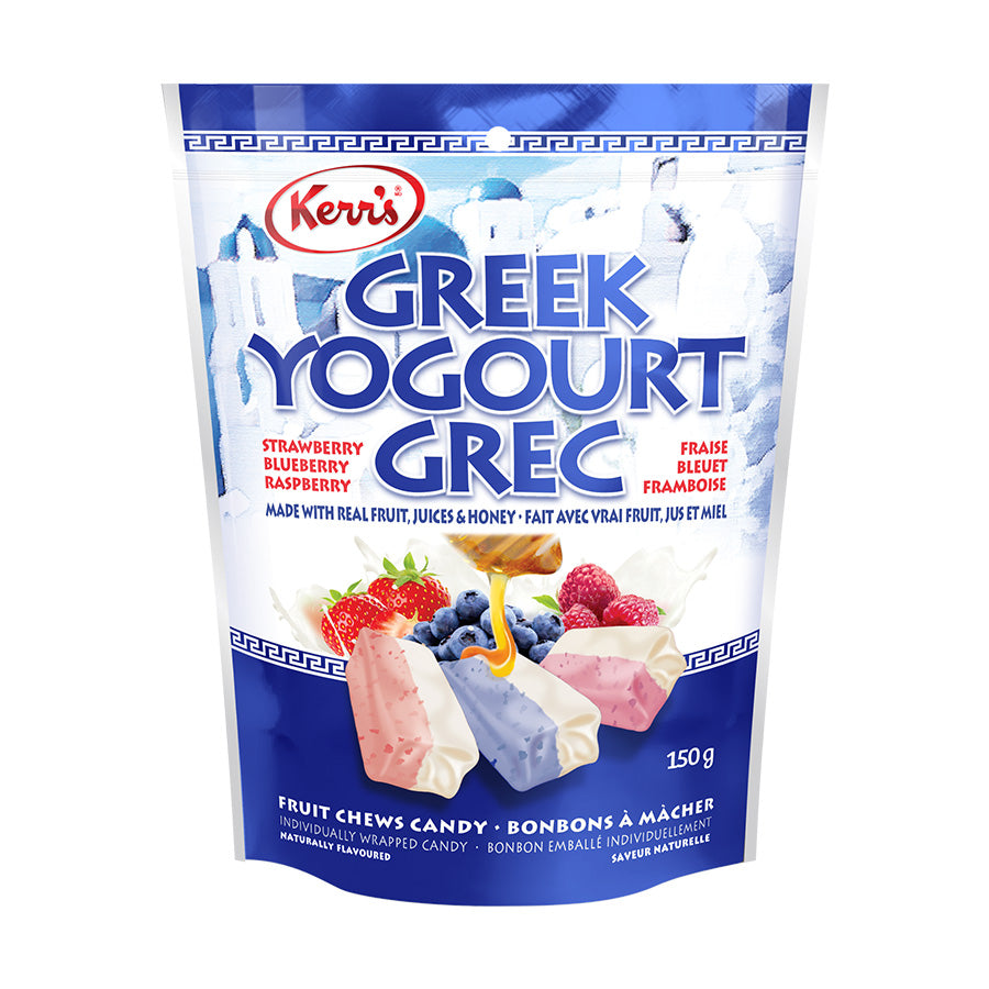 Kerr's Greek Yogourt Fruit Chews