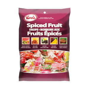 Kerr's Spiced Fruit Drops