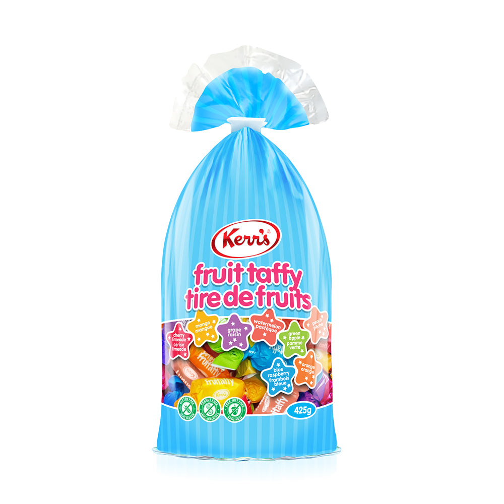 Kerr's Fruit Taffy