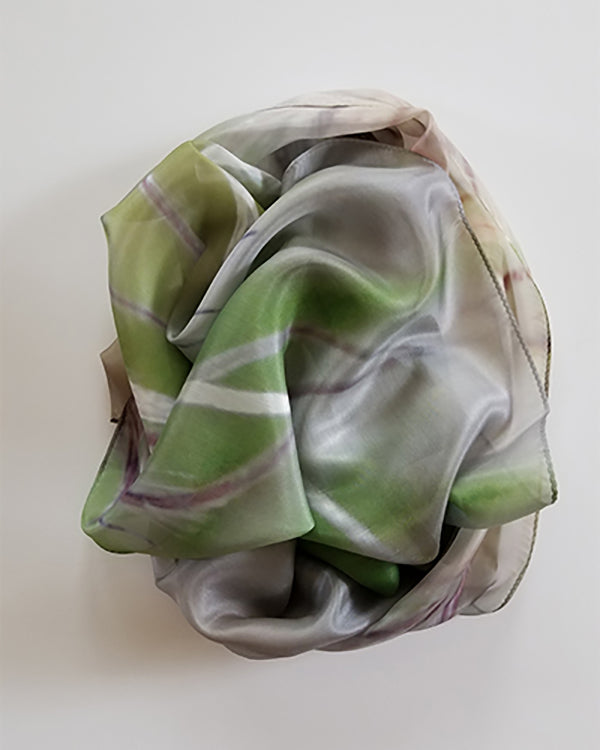 Silk Scarf - Visible