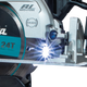 Makita XSH04ZB-R 18V LXT Li‑Ion Sub‑Compact Brushless Cordless 6‑1/2 in. Circular Saw, Tool Only, Reconditioned