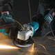 "Makita 9565PC-R 5"" SJS™ High‑Power Paddle Switch Angle Grinder, (Reconditioned) - ToolSteal.com"