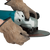"Makita GA7061-R 7"" SJS™II Angle Grinder, with Lock‑On Switch, (Reconditioned) - ToolSteal.com"