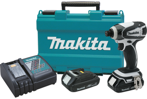 Makita LXDT04CW 18V Compact Lithium-Ion Impact Driver Kit (New) - ToolSteal.com