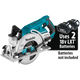 "Makita XSR01Z 18V X2 LXT® Lithium‑Ion (36V) Brushless Cordless Rear Handle 7‑1/4"" Circular Saw [Tool Only], (Reconditioned)"