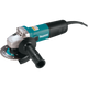 "Makita 9557NB  4‑1/2"" Angle Grinder with AC/DC Switch, (Reconditioned)"
