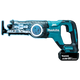 Makita XRJ05T 18V LXT® Lithium‑Ion Brushless Cordless Recipro Saw Kit (5.0Ah), (New)