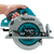 "Makita XSH06Z-R 18V X2 LXT® Lithium‑Ion (36V) Brushless Cordless7‑1/4"" Circular Saw, Tool Only (Reconditioned)"