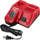 Milwaukee 48-59-1200p M18™ REDLITHIUM™ HIGH OUTPUT™ HD 12.0Ah Battery and Charger Starter Kit w/High Output XC 6.0Ah Battery - ToolSteal.com