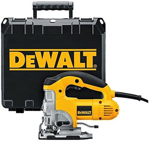 DeWALT DW331KR 6.5 Amp Top Handle Jig Saw Kit with Case, (Reconditioned) - ToolSteal.com