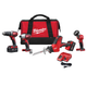 Milwaukee 2695-24 M18™ Cordless LITHIUM-ION 4-Tool Combo Kit (New) - ToolSteal.com