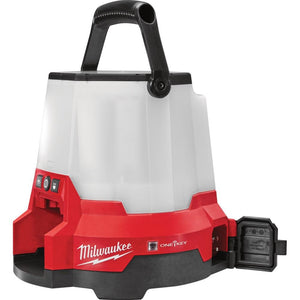 Milwaukee 2146-20 M18™ RADIUS™ Compact Site Light w/ONE-KEY™, [Tool Only], (New) - ToolSteal.com