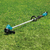 Makita XRU11M1-R 18V LXT® Lithium‑Ion Brushless Cordless String Trimmer Kit (4.0Ah) (Reconditioned)