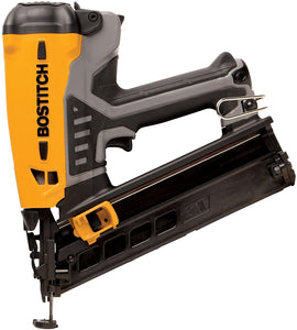 Bostitch GFN1564K-R 3.6V Li-on 15-Gauge Cordless Angled FN Finish Nailer, (Reconditioned) - ToolSteal.com