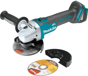 "Makita XAG03Z-R 4-1/2"" 18V LXT Li-Ion Brushless Cordless Cut-Off/Angle Grinder (Tool Only) (Reconditioned) - ToolSteal.com"