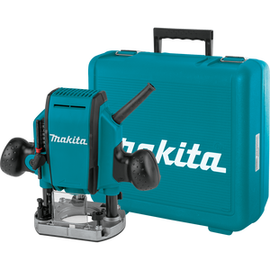 Makita RP0900K 1‑1/4 HP* Plunge Router, (Reconditioned) - ToolSteal.com