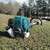 Makita EN5950SH-R 24 in. 25.4 cc MM4 4‑Stroke Engine Double‑Sided Hedge Trimmer Reconditioned