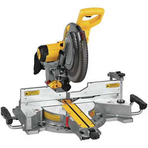 Dewalt DWS779R 12 in. Double-Bevel Sliding Compound Corded Miter Saw, (Reconditioned) - ToolSteal.com