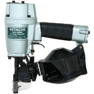 Hitachi Metabo HPT NV50A1M-R 2 Inch Utility Coil Nailer Reconditioned