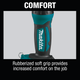 Makita DML807 18V LXT Lithium‑Ion Cordless L.E.D. Lantern/Flashlight, Flashlight Only, New