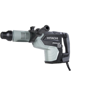 Hitachi DH52MEYM 12.5 Amp Brushless 2-1/16 in. Corded SDS Max Rotary Hammer with Vibration Protection (New) - ToolSteal.com