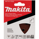 Makita A-95532 Multi‑Tool Sandpaper, 120 Grit, 10/pk (New) - ToolSteal.com