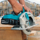 "Makita XSH01PT 18V X2 LXT® Lithium‑Ion (36V) Cordless 7‑1/4"" Circular Saw Kit (5.0Ah), (New) - ToolSteal.com"