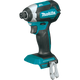Makita XDT13Z 18V LXT® Lithium‑Ion Brushless Cordless Impact Driver, [Tool Only], (Reconditioned)